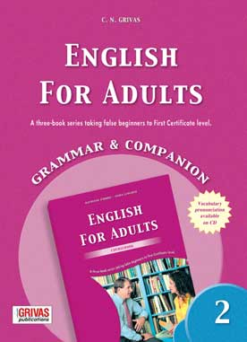 English for adults 2 - Grammar and Companion